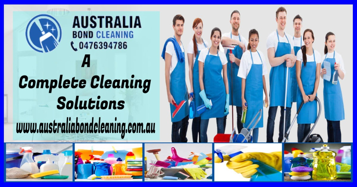 Complete Checklist of What Goes into a Thorough End-to-End Bond Cleaning Brisbane Services